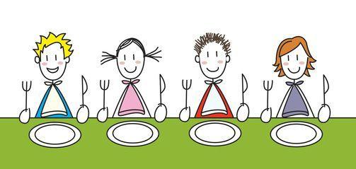 Adoption de la proposition de loi restauration scolaire un droit pour tous les enfants - Pictogramme cuisine gratuit ...